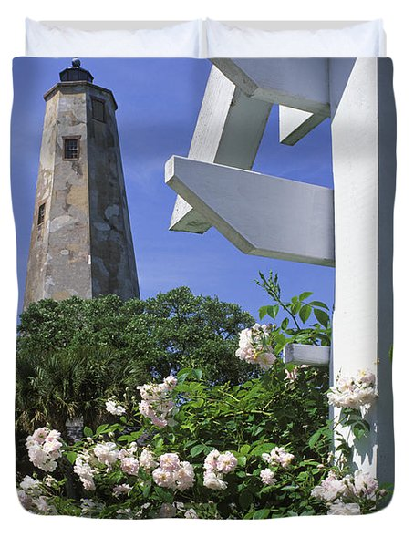 Old Baldy - Fm000078 Duvet Cover by Daniel Dempster