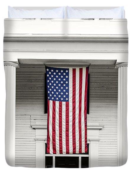 Old Glory Est. 1776 Duvet Cover