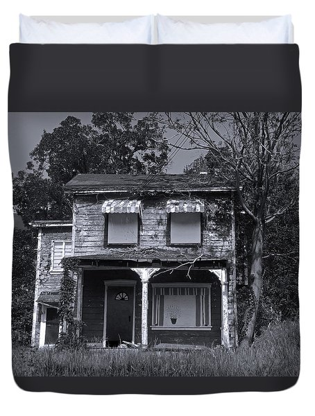Old House 1 Duvet Cover