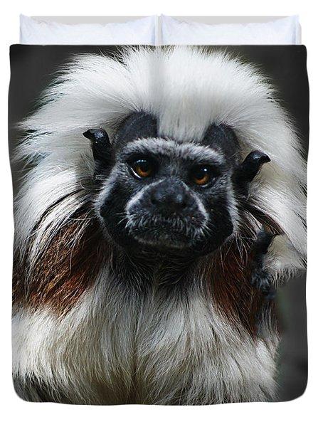 Old Monkey Duvet Cover