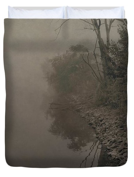 Old Soul Duvet Cover by Dan Sproul