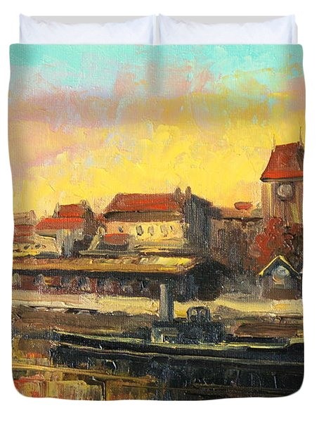 Old Torun Duvet Cover