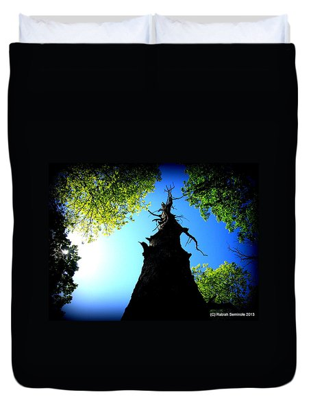 Old Trees Duvet Cover