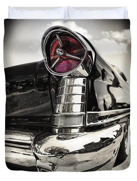 Oldsmobile Steel Duvet Cover