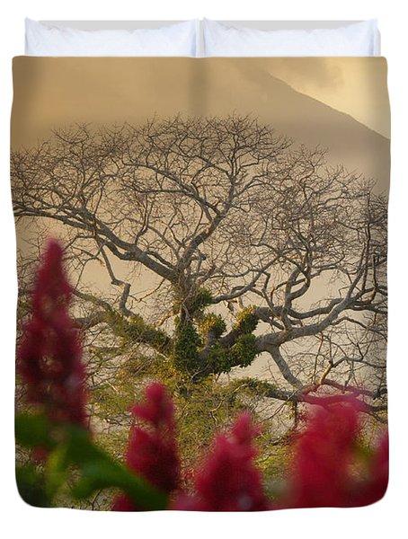 Ometepe Island Nicaragua 4 Duvet Cover