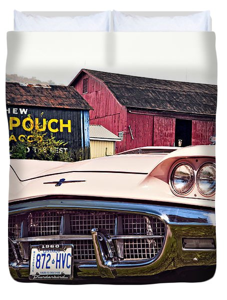 Once Upon A Crazy Time... Duvet Cover
