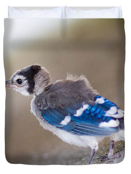 one day...I will fly Duvet Cover
