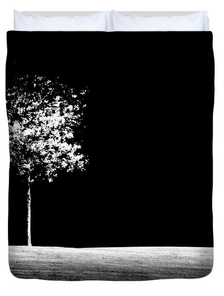 One Tree Hill Duvet Cover