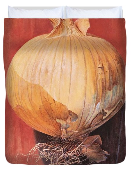 Onion Duvet Cover