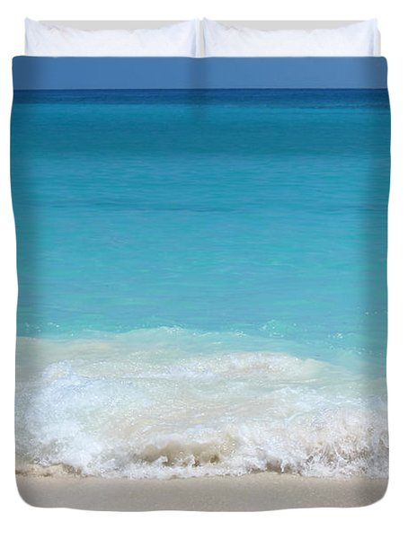 Open Waters Duvet Cover