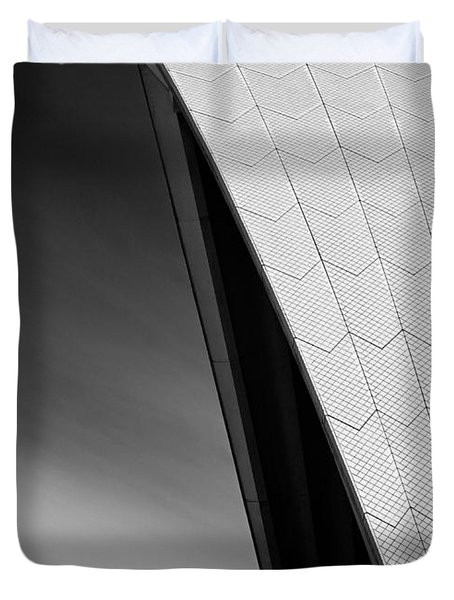Opera House Duvet Cover by Dave Bowman