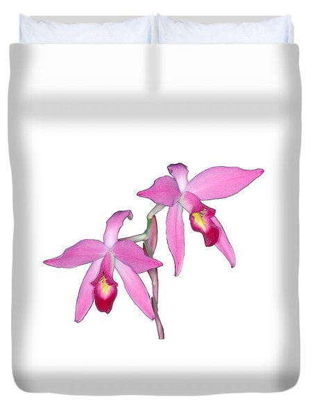 Orchid 1-1 Duvet Cover