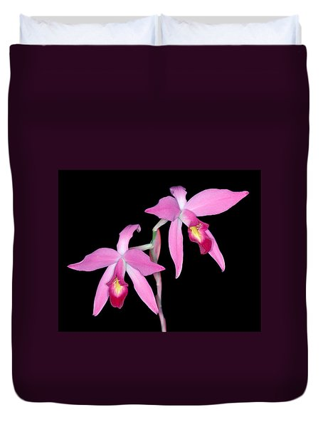 Orchid 1 Duvet Cover