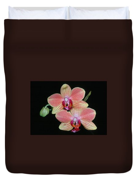 Orchid 4 Duvet Cover