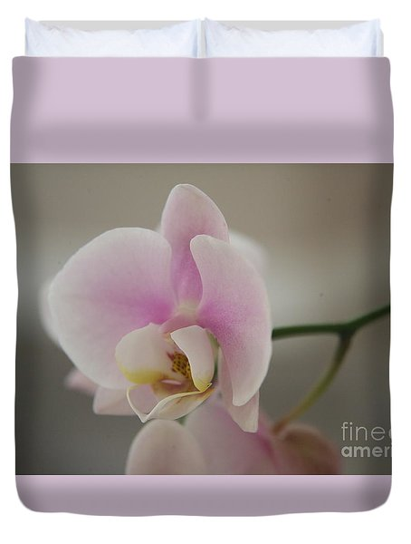 Orchid Duvet Cover