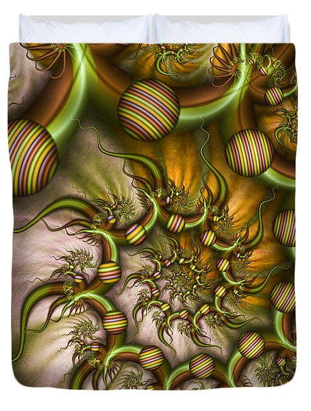 Organic Playground Duvet Cover