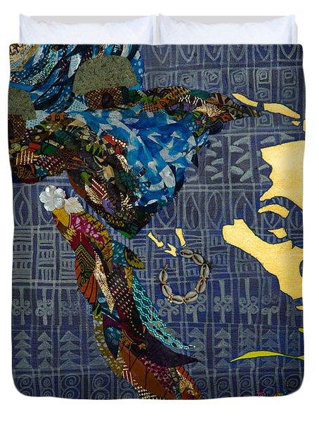 Ori Dreams Of Home Duvet Cover