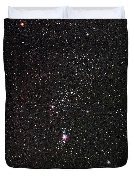 Orion Duvet Cover by Alan Ley