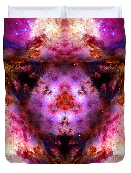 Orion Nebula Vi Duvet Cover