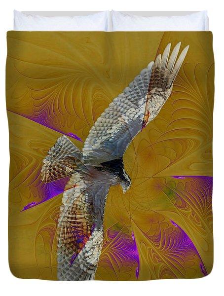 Osprey Wild Duvet Cover