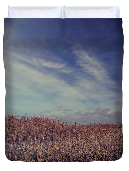 Our Day Will Come Duvet Cover by Laurie Search