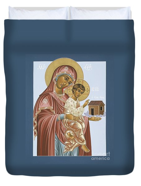 Our Lady Of Loretto 033 Duvet Cover