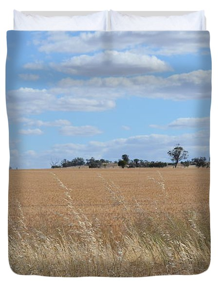 Outback  Duvet Cover