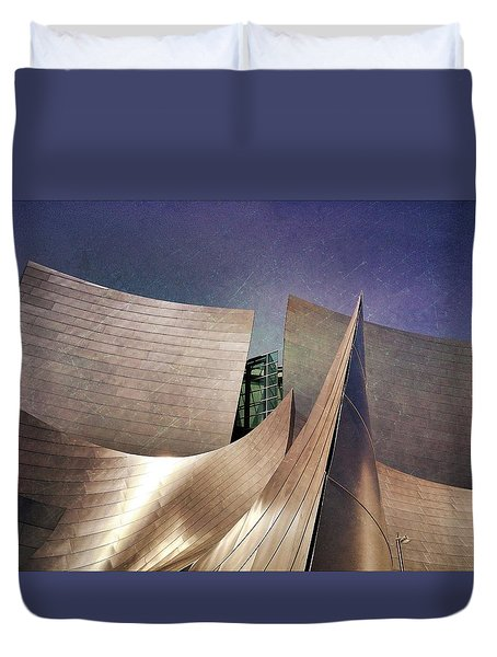Outer Planes Duvet Cover