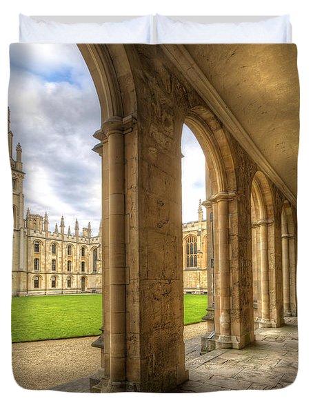 Oxford University - All Souls College 2.0 Duvet Cover