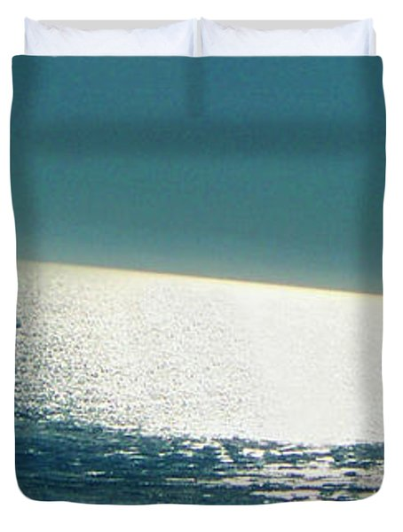 Pacific Duvet Cover