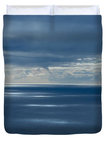 Pacific Highlights Duvet Cover