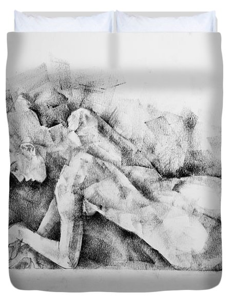 Page 7 Duvet Cover