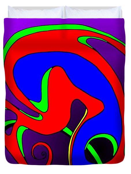 Pair 2014 Duvet Cover by Helmut Rottler