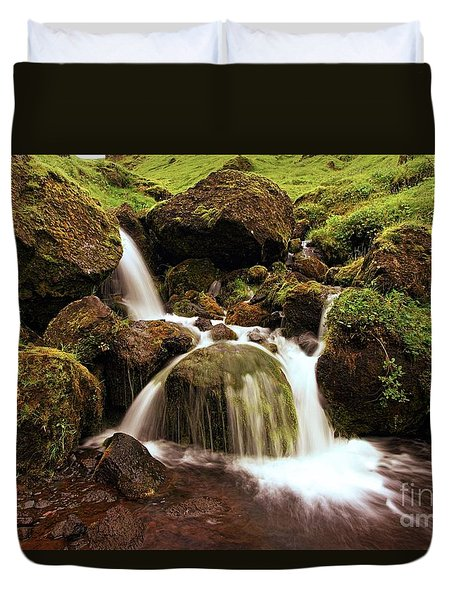 Pakgil Streamfall Duvet Cover