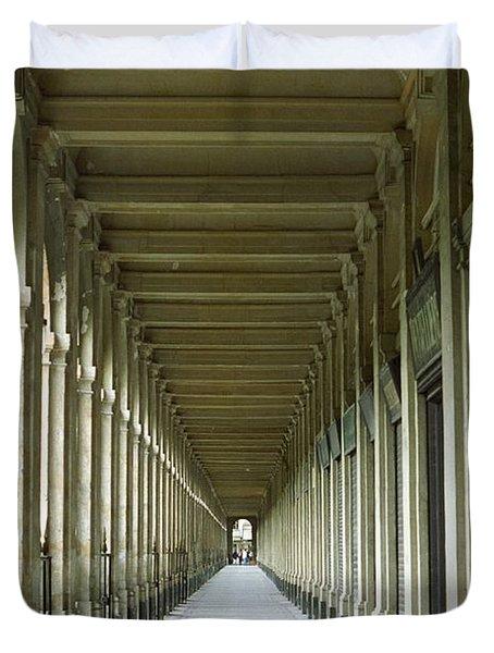 Palais Royale Duvet Cover