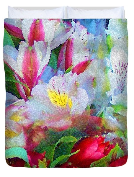 Palette Of Nature Duvet Cover