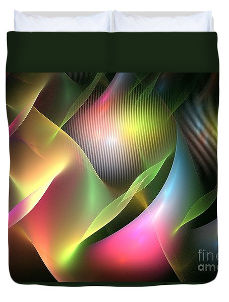 Pan Duvet Cover