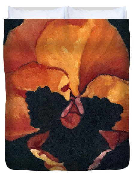 Pansy No.6 Duvet Cover