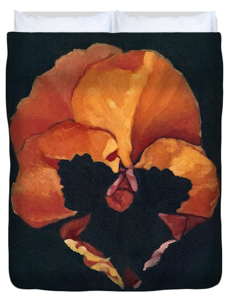 Pansy No.6 Duvet Cover