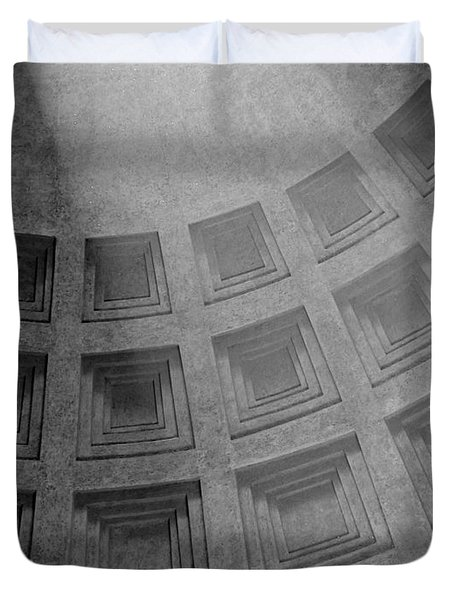 Pantheon Ceiling Duvet Cover