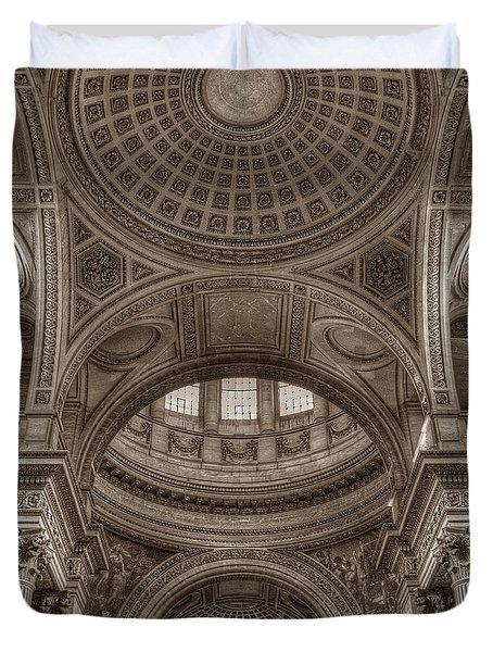 Pantheon Vault Duvet Cover
