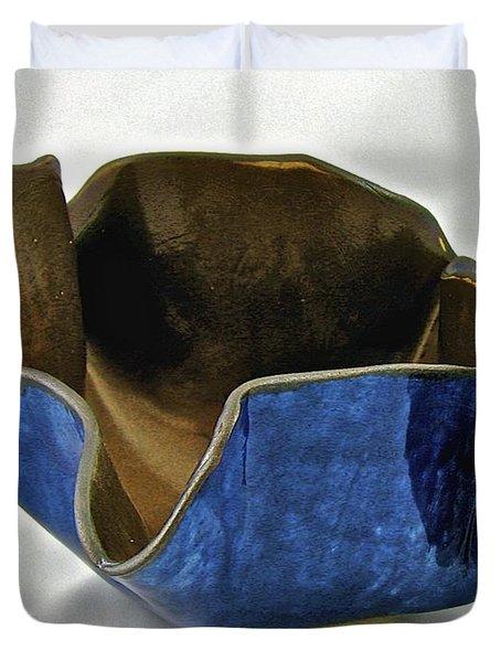 Paper-thin Bowl  09-005 Duvet Cover