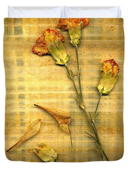 Papyrus2 Duvet Cover