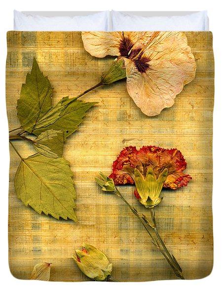Papyrus4 Duvet Cover