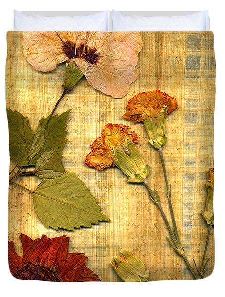 Papyrus5 Duvet Cover
