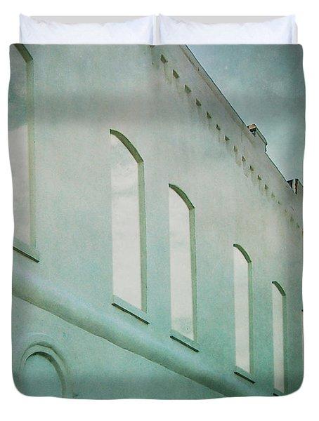 Paris Twilight Duvet Cover