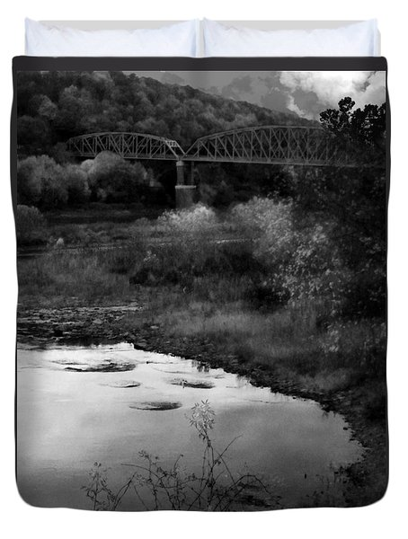 Parker Bridge Duvet Cover