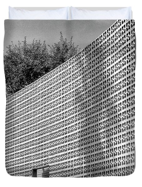 Parker Shadow Palm Springs Duvet Cover