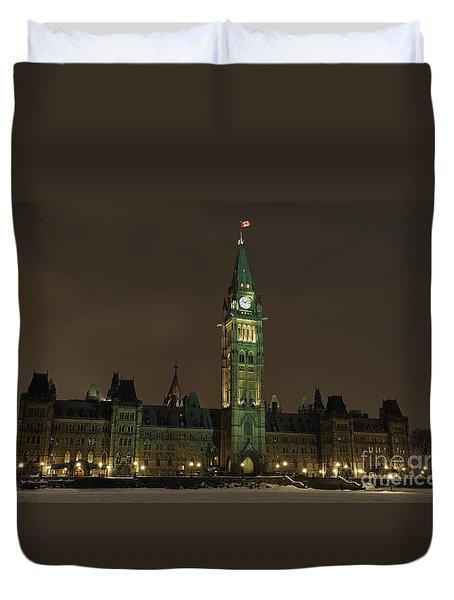 Parliament Hill Duvet Cover