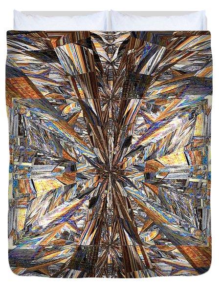 Parquet Mania Duvet Cover by Tim Allen